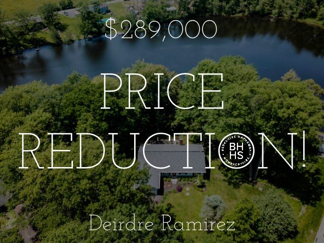 Water Frontage Price drop